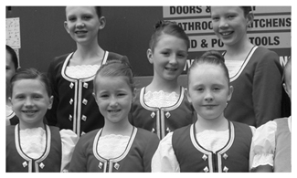 history 17 highland dancers - small