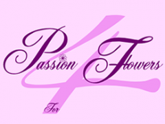 passion for flowers logo